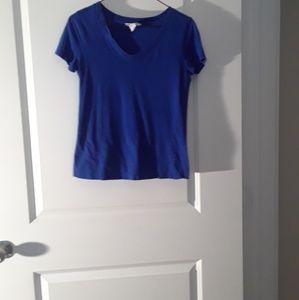 Forever 21 Royal blue shirt